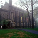 """S.W. Bowne Hall • <a style=""""font-size:0.8em;"""" href=""""http://www.flickr.com/photos/56452031@N00/406171785/"""" target=""""_blank"""">View on Flickr</a>"""