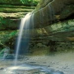 """The Waterfall at La Salle Canyon • <a style=""""font-size:0.8em;"""" href=""""http://www.flickr.com/photos/56452031@N00/855170838/"""" target=""""_blank"""">View on Flickr</a>"""