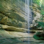 """The Waterfall at La Salle Canyon • <a style=""""font-size:0.8em;"""" href=""""http://www.flickr.com/photos/56452031@N00/855177724/"""" target=""""_blank"""">View on Flickr</a>"""