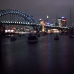 """Sydney at Night • <a style=""""font-size:0.8em;"""" href=""""http://www.flickr.com/photos/56452031@N00/1009509446/"""" target=""""_blank"""">View on Flickr</a>"""