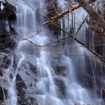 """Waterfall into White Oak Canyon • <a style=""""font-size:0.8em;"""" href=""""http://www.flickr.com/photos/56452031@N00/3110972929/"""" target=""""_blank"""">View on Flickr</a>"""