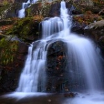 """Dark Hollow Falls • <a style=""""font-size:0.8em;"""" href=""""http://www.flickr.com/photos/56452031@N00/2997575393/"""" target=""""_blank"""">View on Flickr</a>"""