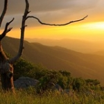 """Sunset from Timber Hollow Overlook • <a style=""""font-size:0.8em;"""" href=""""http://www.flickr.com/photos/56452031@N00/3580534182/"""" target=""""_blank"""">View on Flickr</a>"""