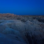 "Badlands at Night • <a style=""font-size:0.8em;"" href=""http://www.flickr.com/photos/56452031@N00/4884644698/"" target=""_blank"">View on Flickr</a>"