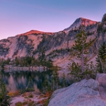 """Eagle Cap Sunset • <a style=""""font-size:0.8em;"""" href=""""http://www.flickr.com/photos/56452031@N00/17231767958/"""" target=""""_blank"""">View on Flickr</a>"""