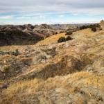 "North Dakota Badlands • <a style=""font-size:0.8em;"" href=""http://www.flickr.com/photos/56452031@N00/50629971112/"" target=""_blank"">View on Flickr</a>"