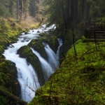 "Sol Duc Falls • <a style=""font-size:0.8em;"" href=""http://www.flickr.com/photos/56452031@N00/14119753416/"" target=""_blank"">View on Flickr</a>"